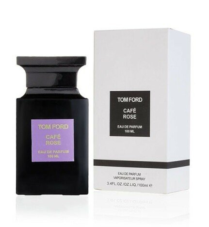 Tom Ford Cafe Rose 100ml   Parfum Tester